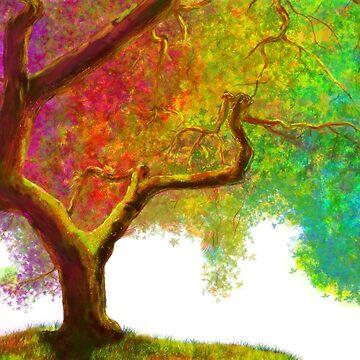 Love Tree by mrnuma