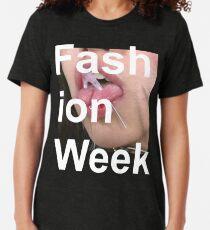 Fashion Week - Death Grips Tri-blend T-Shirt
