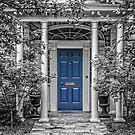 Blue door by PhotosByHealy