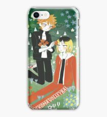 KenHina x Moomin  iPhone Case/Skin