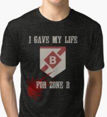B-line Tri-blend T-Shirt