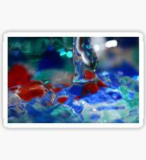 Liquid Stained Glass Sticker