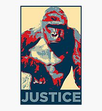 Harambe: Justice Photographic Print
