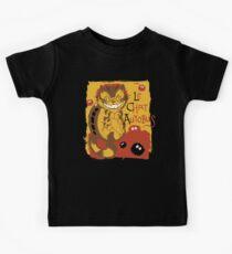 Le Chat Autobus - Catbus Kids Tee