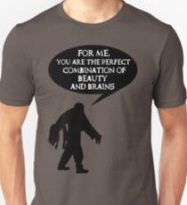 Combination of beauty and brains T-Shirt