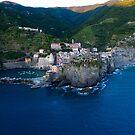 Cinque Terre by TigerOPC