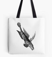 Dive Fish  Tote Bag