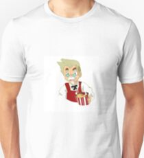 Kanto Fried Chicken Prof Oak Unisex T-Shirt