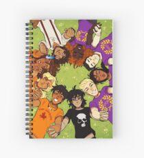 Cuaderno de espiral Olympus Heroes