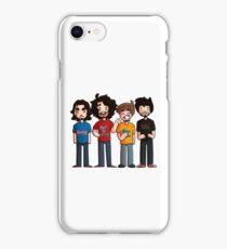 Game Grumps - Group Fanart iPhone Case/Skin