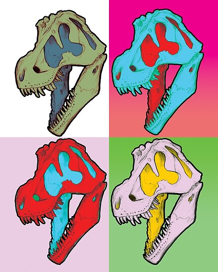 Tarbosaurus bataar by cubelight