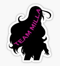Team Milla Sticker