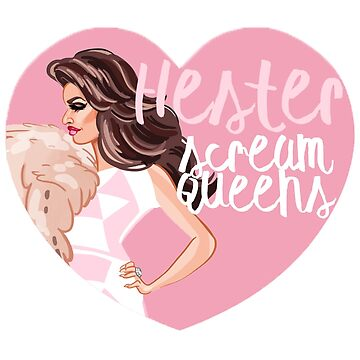 Hester / Chanel 6 Heart by screamqueens