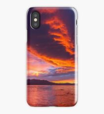 Intense Dusk - Lake Tahoe iPhone Case/Skin