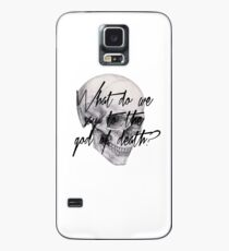 Not Today Case/Skin for Samsung Galaxy