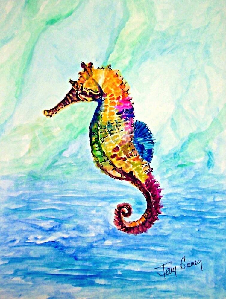 Quot Pretty Pretty Seahorse Whimsical Sea Life Underwater