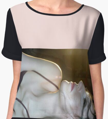 The Dilemma - Self Portrait  Women's Chiffon Top