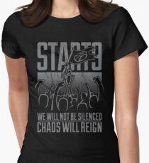 START9 Women's Fitted T-Shirt