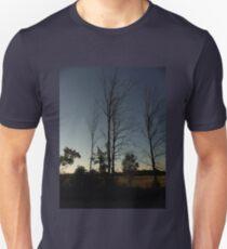 Sihouette                                           Pentax X-5 Series 16 MP T-Shirt