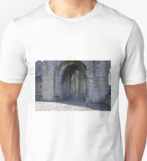 Drawbridge in Carcassonne, France T-Shirt