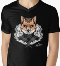 Mr Fox Men's V-Neck T-Shirt