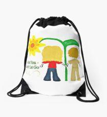 Juliet & Sawyer Drawstring Bag