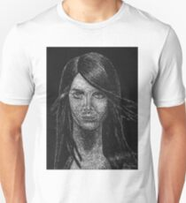 Etching Unisex T-Shirt