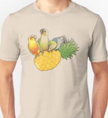 Green Cheek Paradise T-Shirt