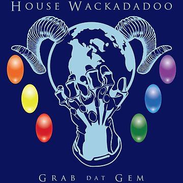House Wackadadoo Sigil by ScryveDezigns