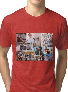 Kian and Jc Collage Products Tri-blend T-Shirt