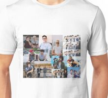 Kian and Jc Collage Products Unisex T-Shirt