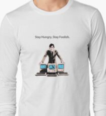 Stay Hungry, Stay Foolish T-Shirt