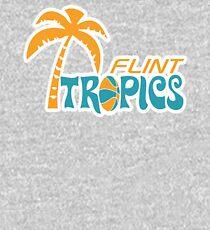 Flint Tropics Retro Kids Pullover Hoodie