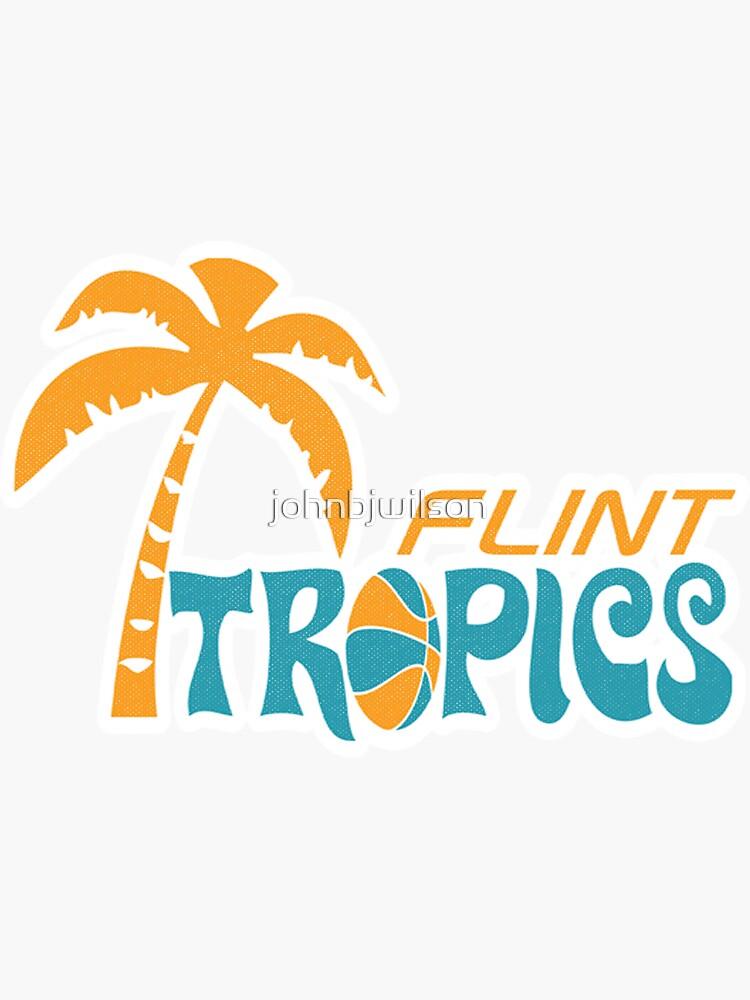 Flint Tropics Retro by johnbjwilson