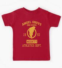 Angel Grove H.S. Kids Tee