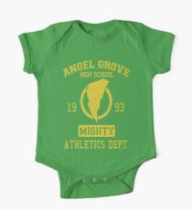 Angel Grove H.S. One Piece - Short Sleeve