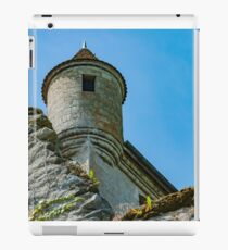 Battlements Above iPad Case/Skin
