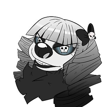 Goth Sloth by LordressViper
