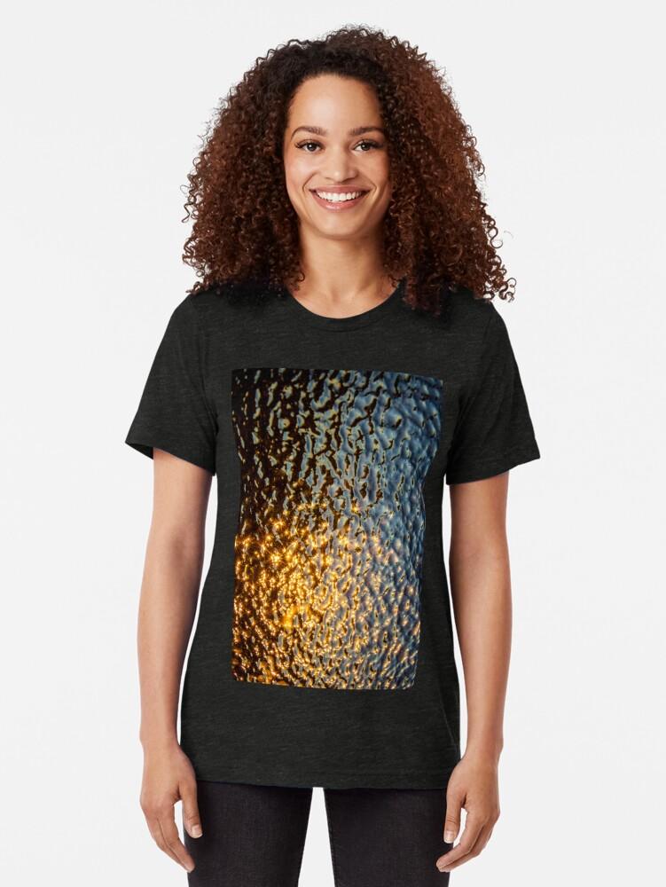 Alternate view of Last Rays Tri-blend T-Shirt