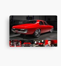 Greg South's HQ Holden Canvas Print