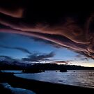 Mono Lake – Skies smoke by Owed To Nature