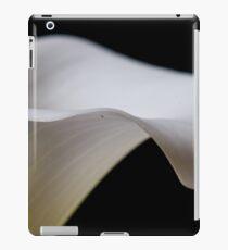 Calla lilly abstract iPad Case/Skin
