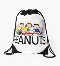 The Complete Peanuts Drawstring Bag