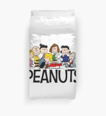 The Complete Peanuts Duvet Cover