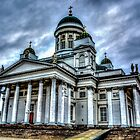 Helsinki Cathedral by Andrew Pounder
