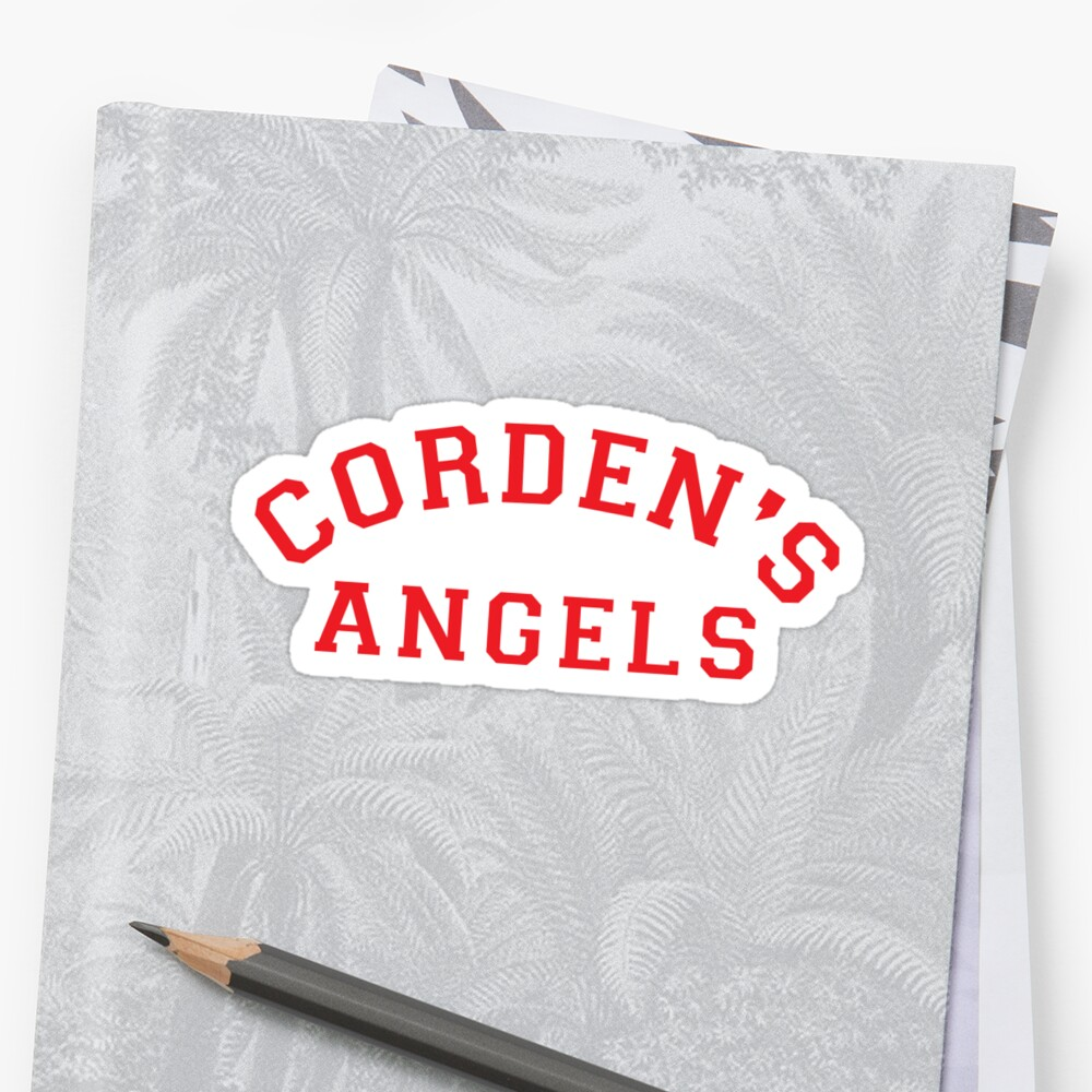 Corden's Angels by YOSHFRIDAYS