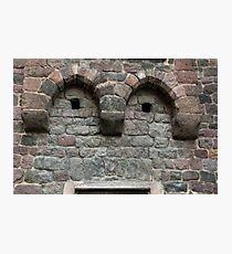 Friendly Face, Bolzano/Bozen, Italy Photographic Print