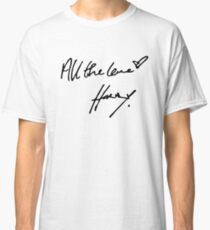Harry Styles - All The Love Classic T-Shirt