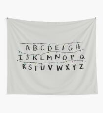 STRANGER THINGS - LIGHTS Wall Tapestry