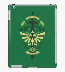 Zelda Crest iPad Case/Skin